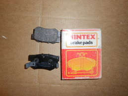 Jarrupalat Mintex Honda Accord -90-97,  Civic -94->,  taka